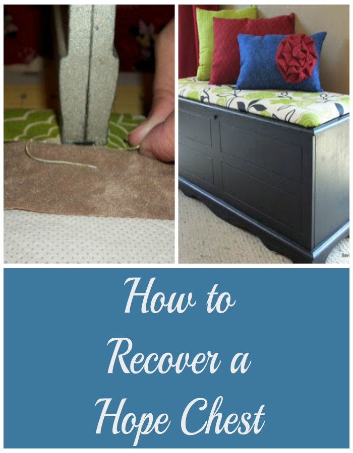 Recover a Hope Chest