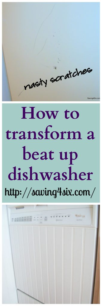Transform Dishwasher
