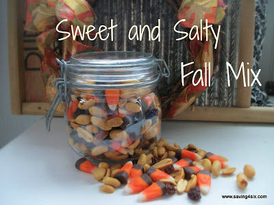 Sweet Salty Fall Mix