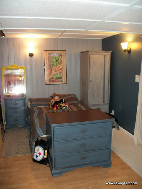 Basement bedroom teen boy - Boys basement bedroom ...