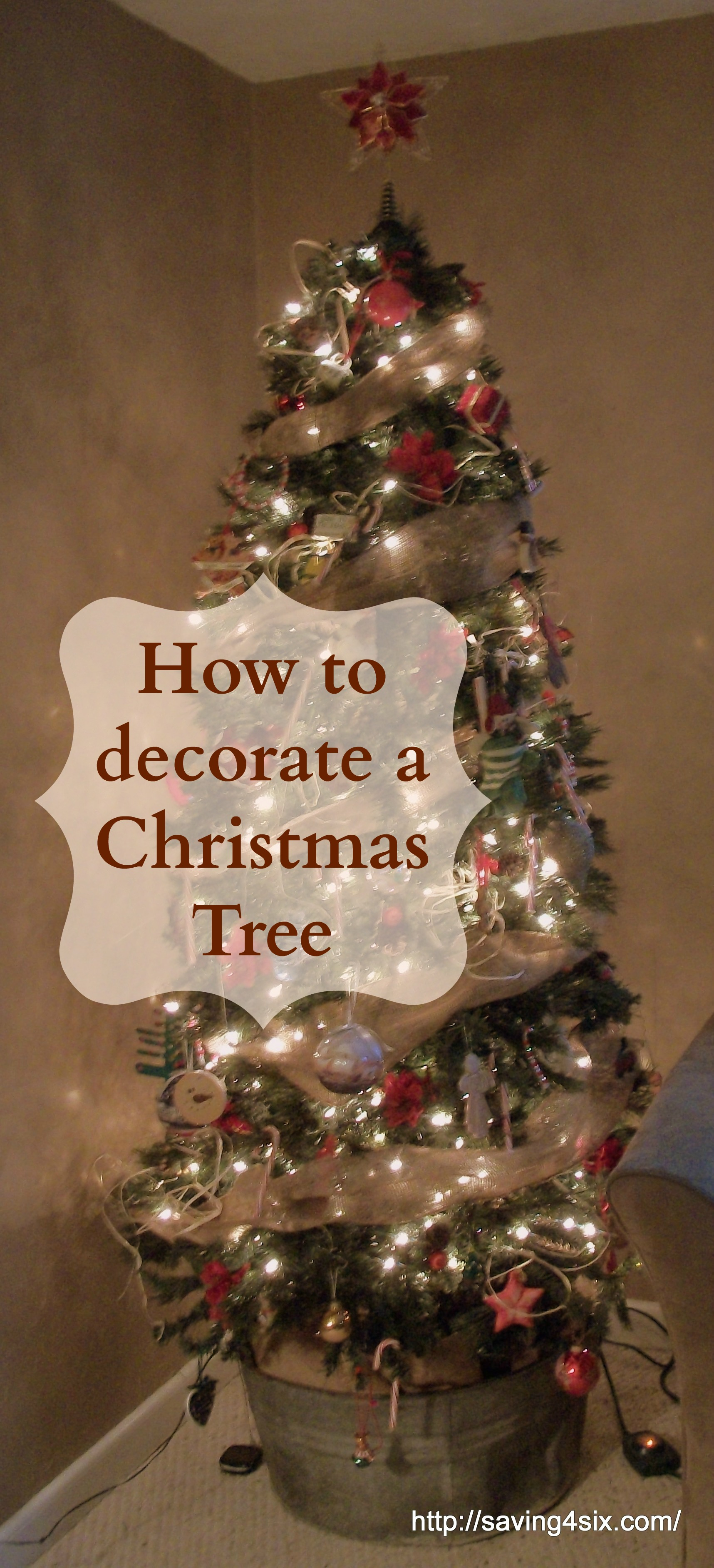 decorating a christmas tree Use food ornaments to decorate your christmas tree this year for an edible, unusual look to your tree.