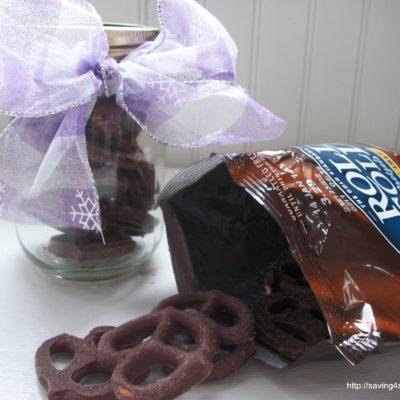 Simple Mason Jar Gifts Under $5