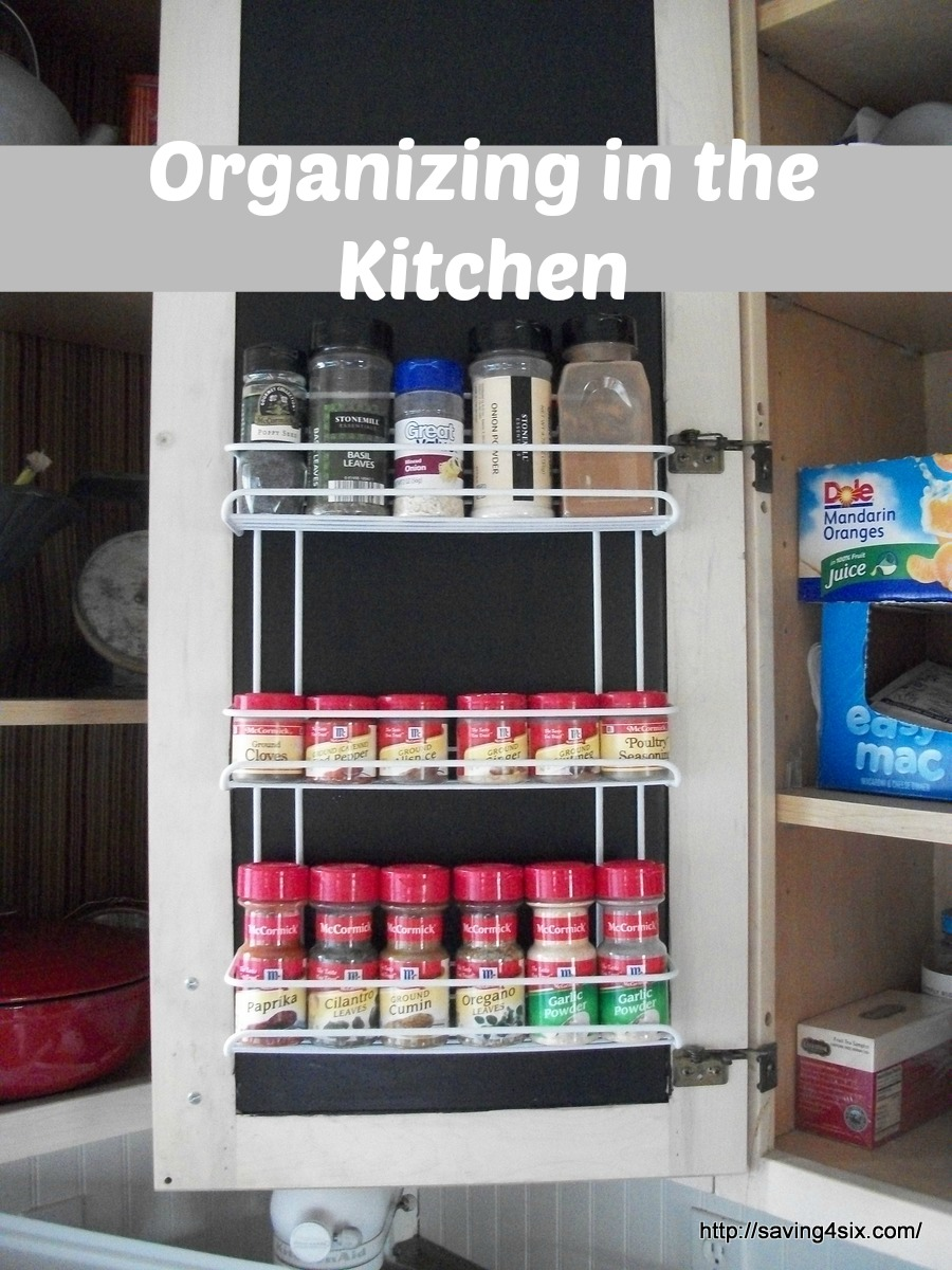 For Kitchen Organization More Kitchen Organization