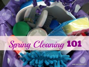 Spring Cleaning 101
