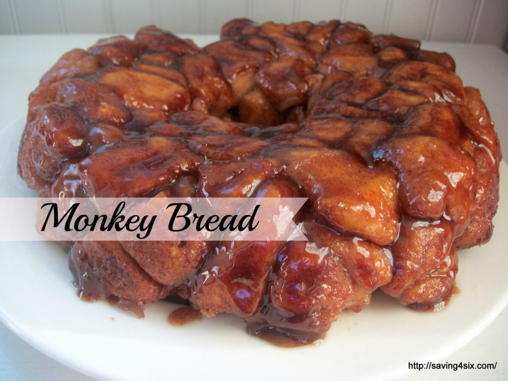 how to make monkey bread without brown sugar
