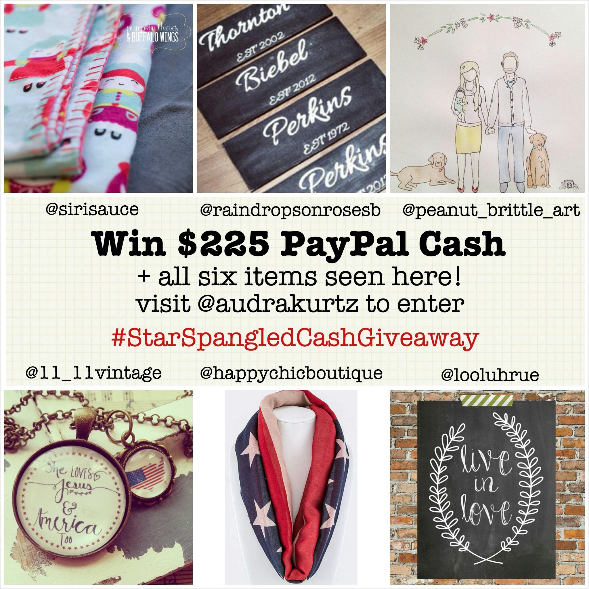 Giveaway Image Instagram