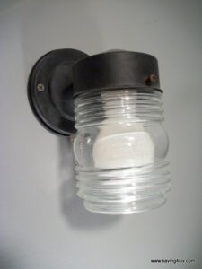 Wiring A Wall Sconce With A Pull Chain