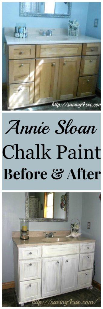 Annie Sloan Vanity