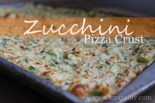 Zucchini-Pizza-Crust