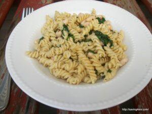 Simple 6 Ingredient Meatless Dinner