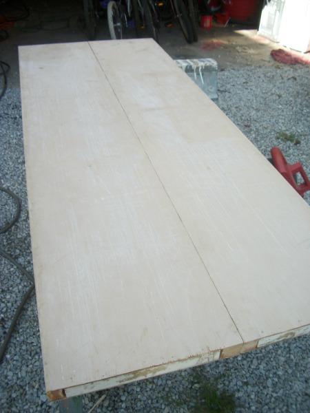 sawhorse desk 6