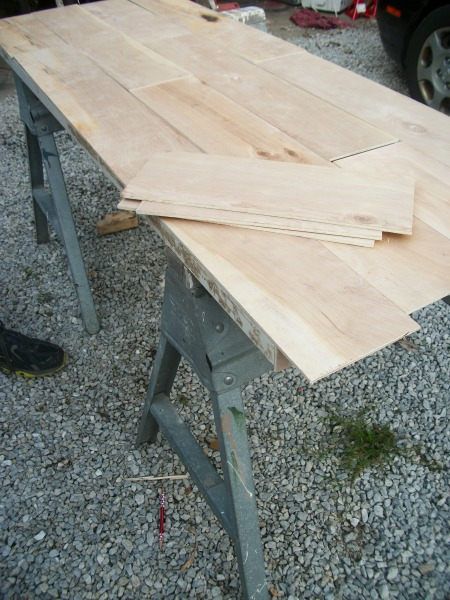sawhorse desk 7