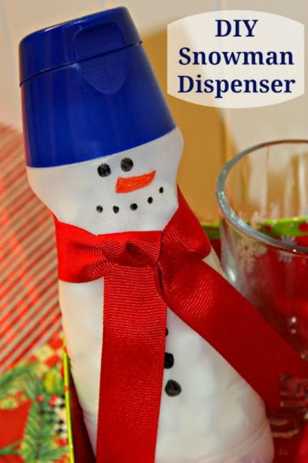 diy-dispenser-coffee-creamer-bottle-snowman