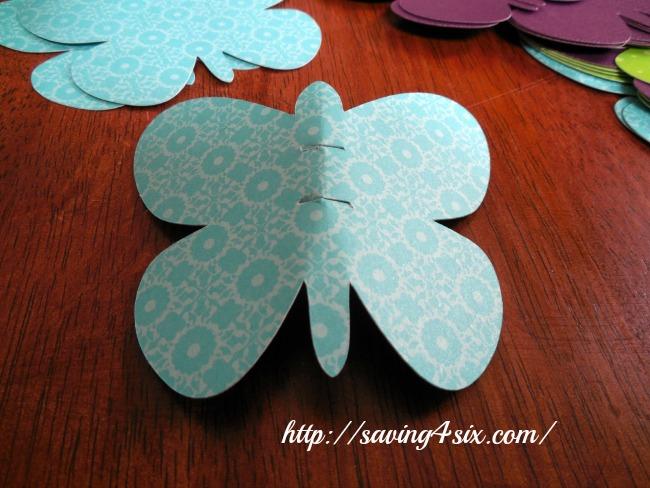 Valentine Butterfly 3