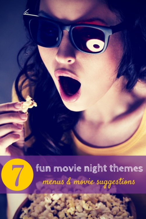 movie-night-themes