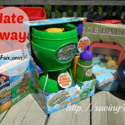 Fueling Family Fun and a Giveaway