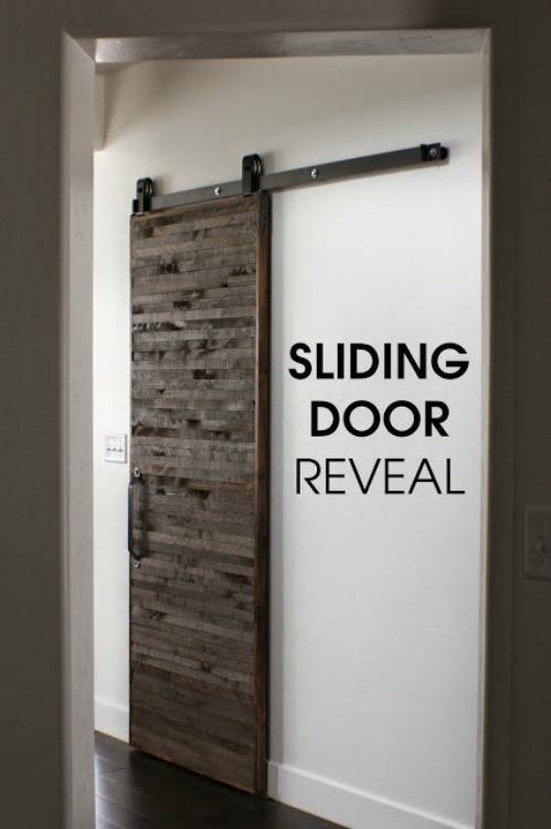 sliding door reveal