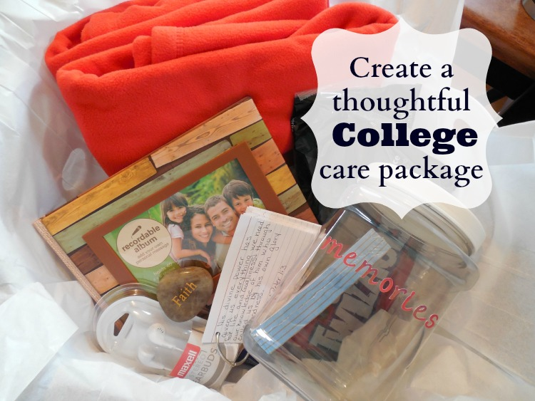 College care package 2