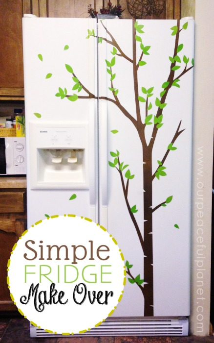 Simple-Fridge-Makeover