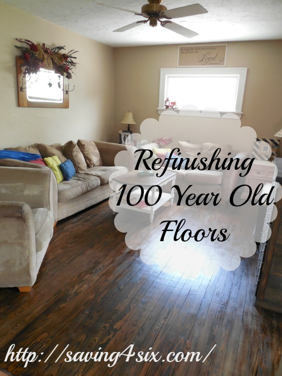 Refinish floors 3
