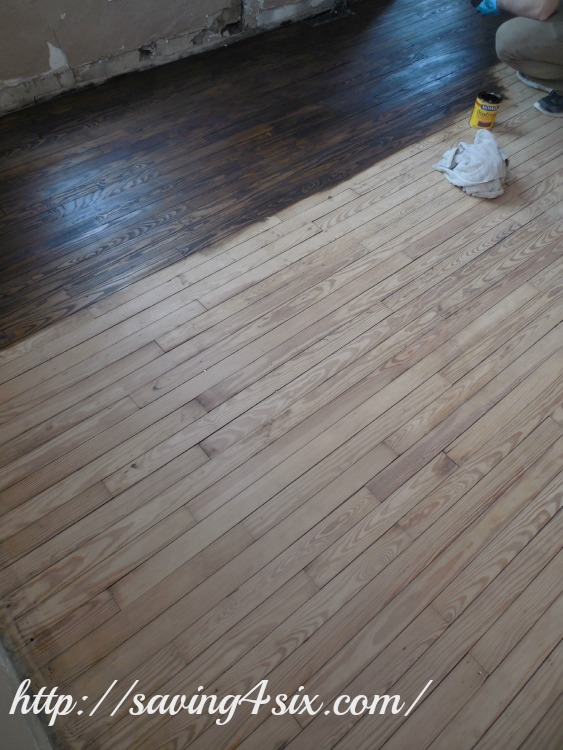 Refinish floors 5