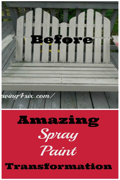 Deck Chair Makeover 3