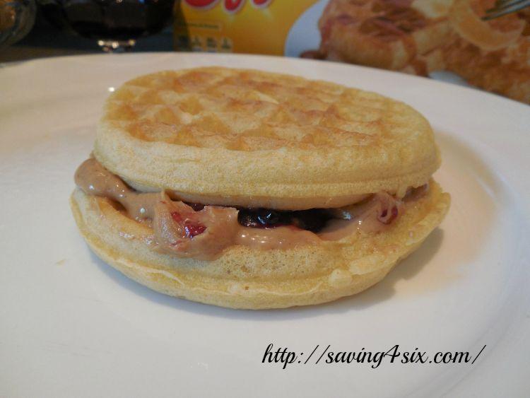 Waffle Sandwich 6