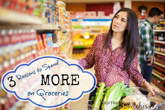 SpendMoreonGroceries