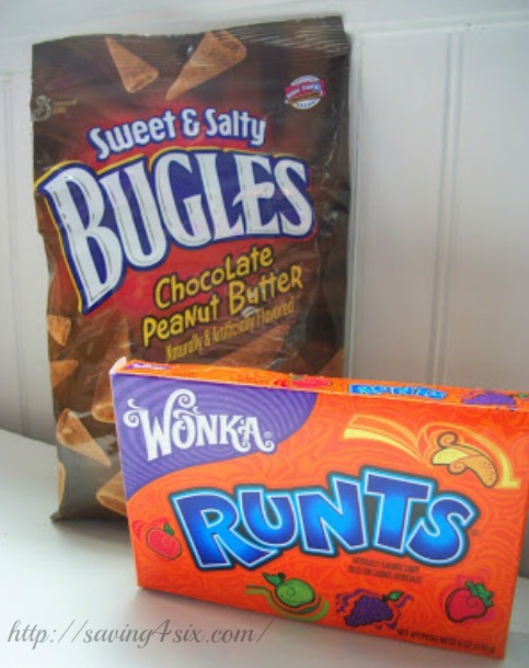 Bugles Cornucopia mix 1
