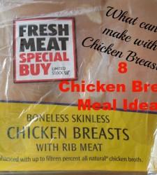 Chicken Breast Meal Ideas