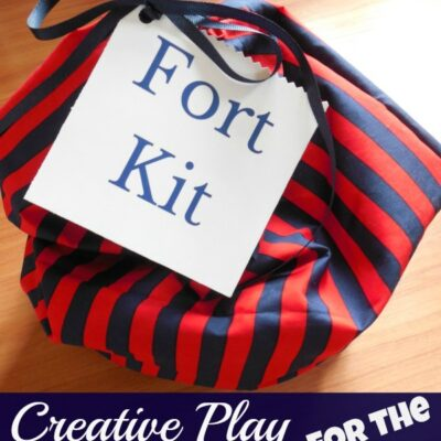 Fort Kit – Creative Play for the Kids