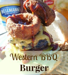 Western Burger Hero