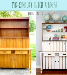 Mid-Century-Hutch-Refinish