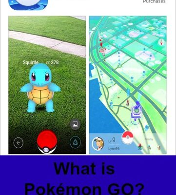 What is Pokémon GO ?