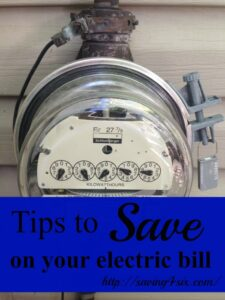 Tips To Save On Your Electric Bill