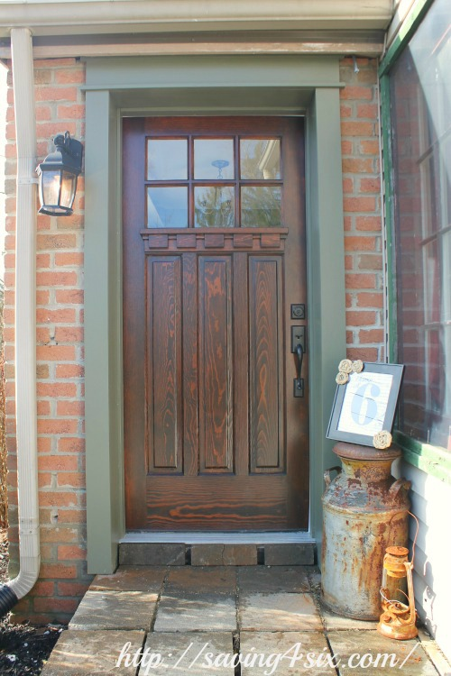 Craftsman Door 41