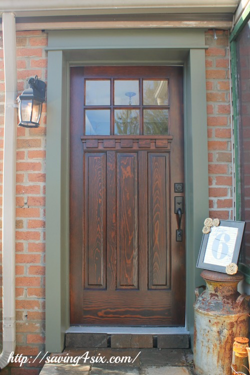 Craftsman Door 42