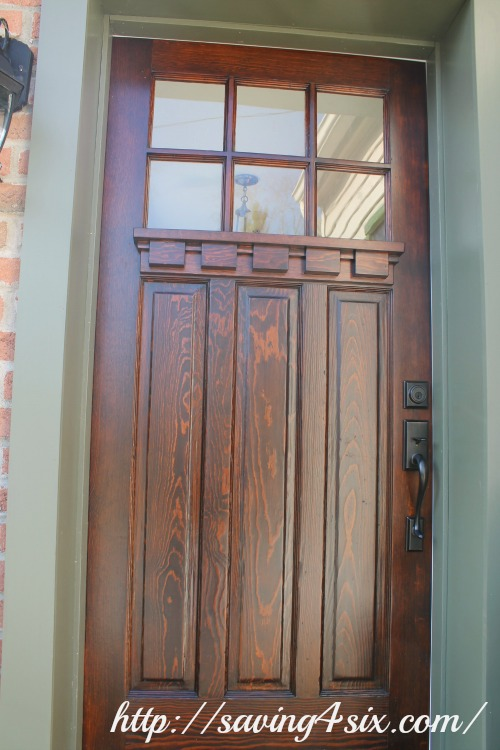 Craftsman Door 43