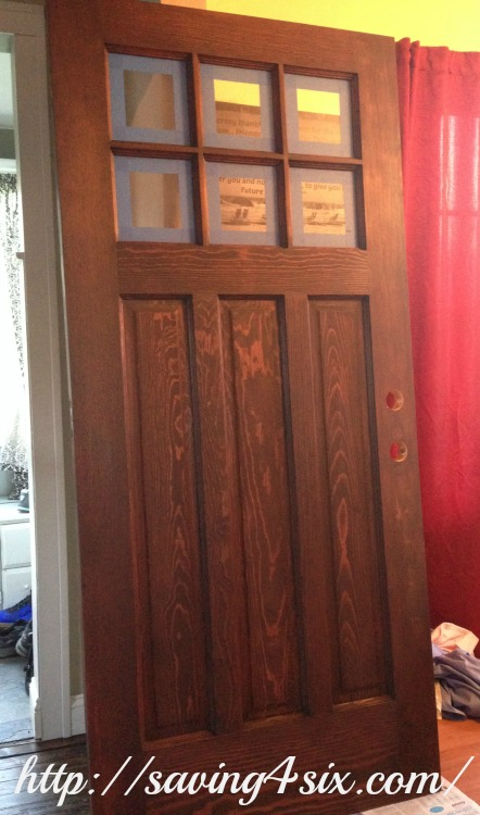 Craftsman door 34