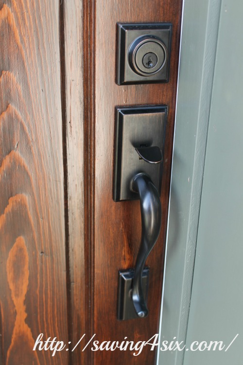 Craftsman door 45