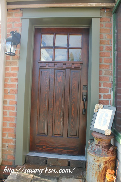 Craftsman door 46