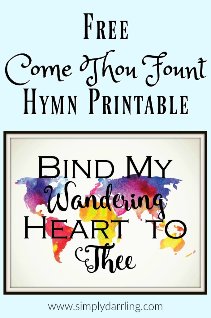 come-thou-fount-free-printable