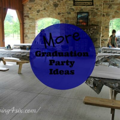 More Graduation Party Ideas