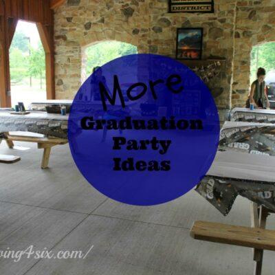 More Graduation Party Ideas