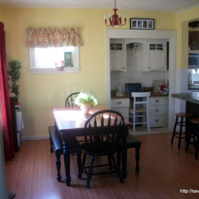 Kitchen Makeover Part One – The Pantry